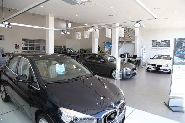 Exposición BMW Fersan