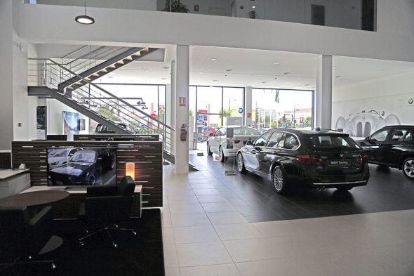 Exposicion BMW