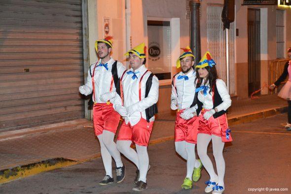Grupo Tiroleses