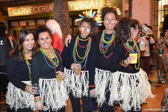 Grupo africanas