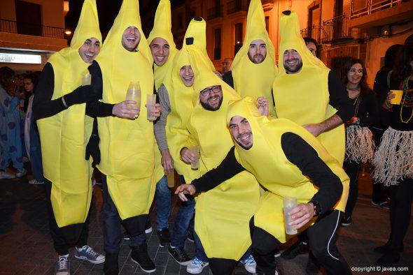 Grupo bananas