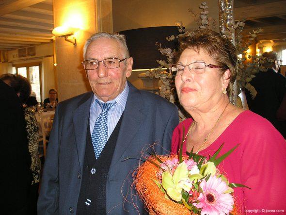 Juan Devesa y Paquita Iglesias