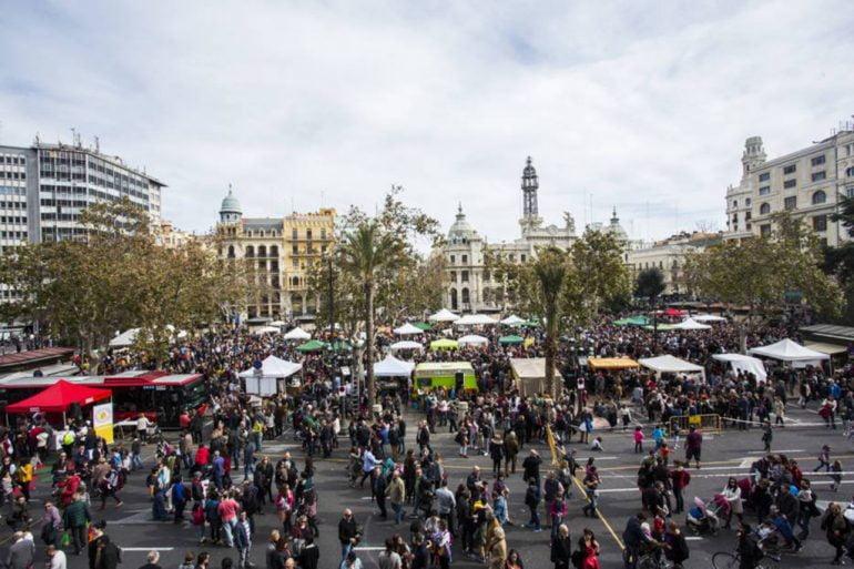 Mercado Agroecologico de Valencia