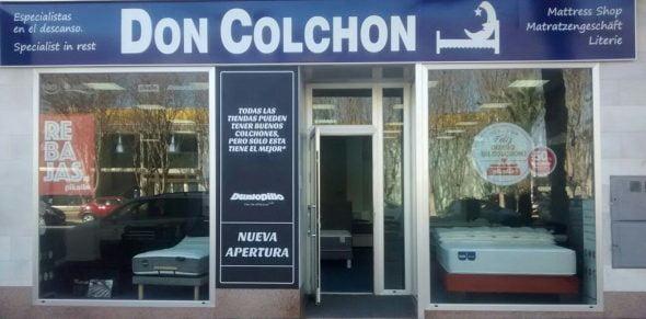 Nueva apertura Don Colchón