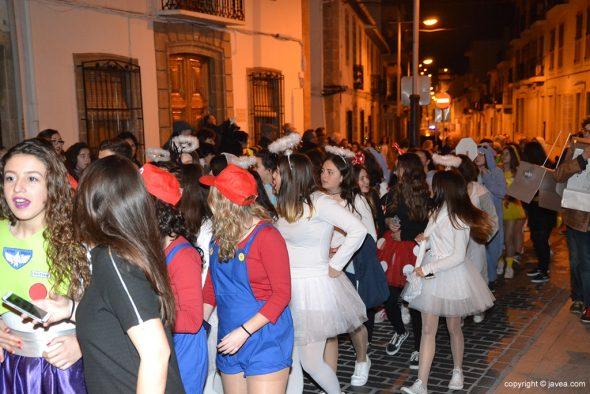 Pasacalles de Carnaval