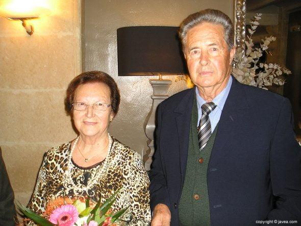Pascual Pastor y Vicenta Benlloch