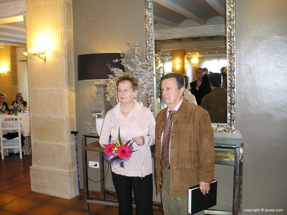 Rmón Vidal y Pilar Catalá