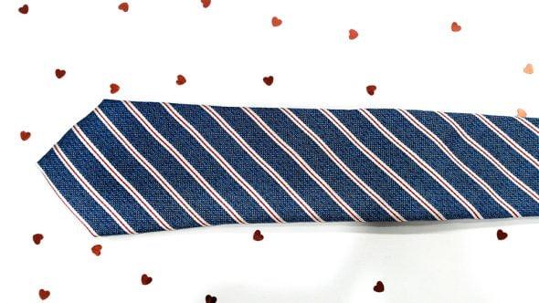 San Valentin 2016 Infinity Corbata