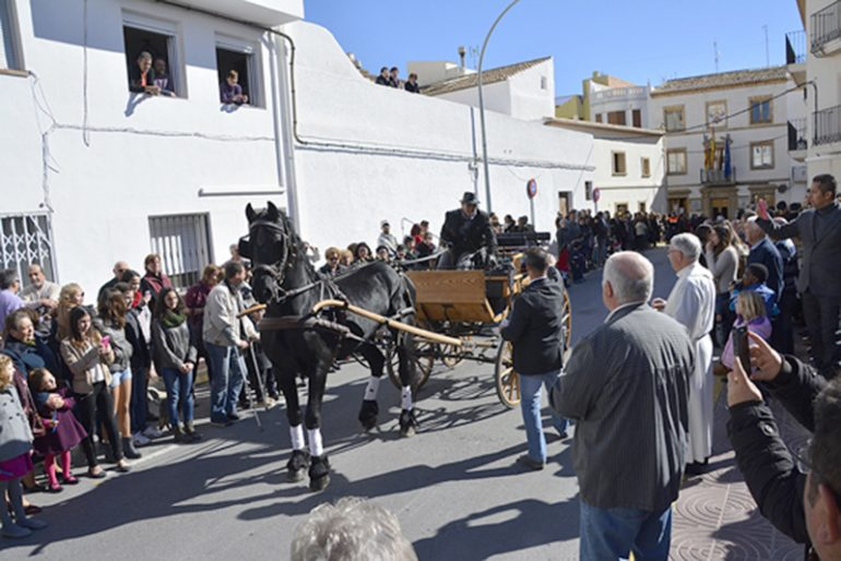 Sant Antoni al Poble Nou de Benitatxell