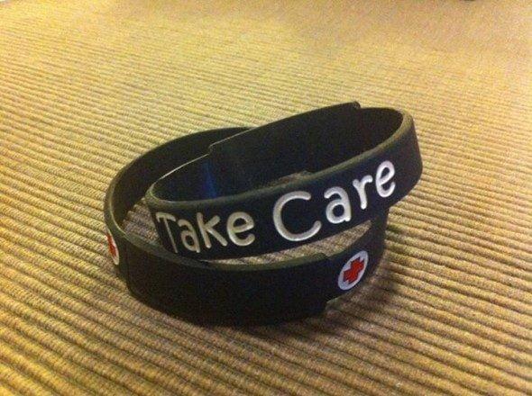 Take Care pulsera