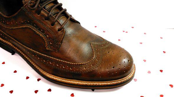Zapato hombre Infinity