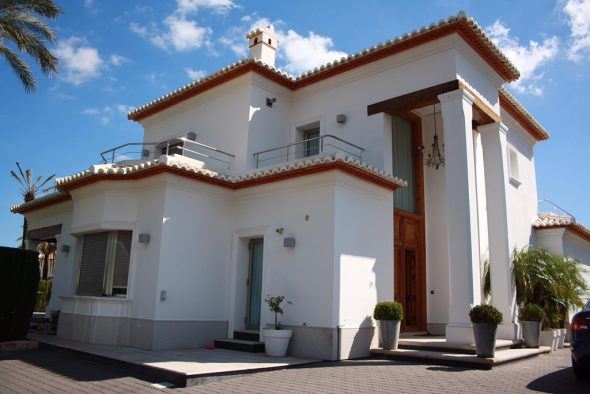 Marinabay Homes casa