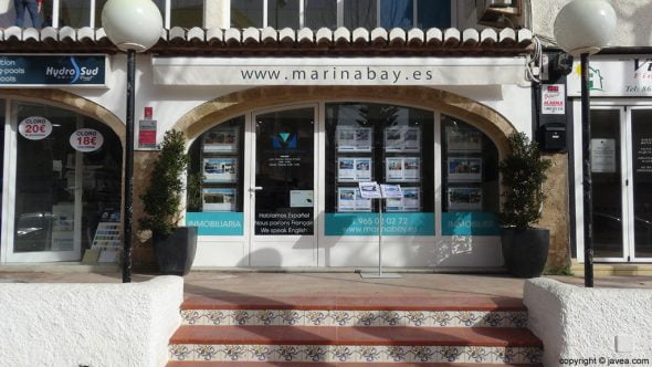 Marinabay homes inmobiliaria