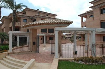 CasaNova Villas - Acceso