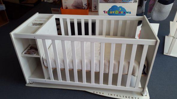 Cuna ICOT Teddy Dreams en Baby Shop