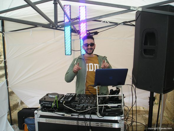 Domingo Pascua - DJ Raúl Albi