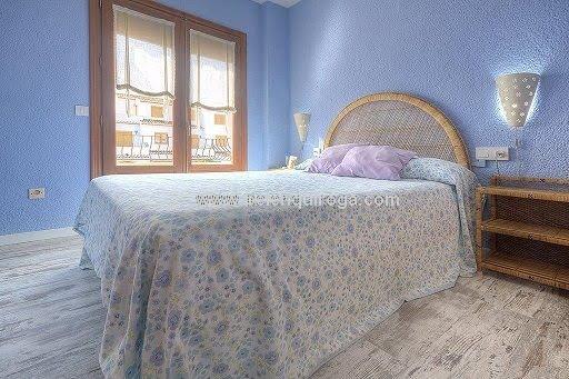 Inmobiliaria Belen Quiroga - Dormitorio 2 del bungalow