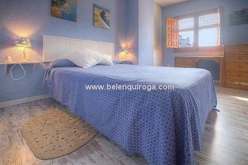 Inmobiliaria Belen Quiroga - Dormitorio del bungalow