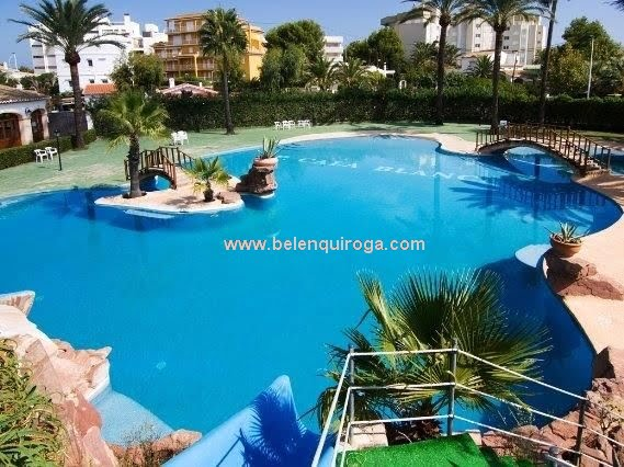 Inmobiliaria Belen Quiroga - Piscina comunitaria