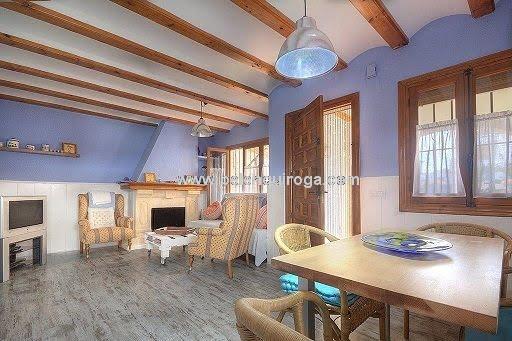 Inmobiliaria Belen Quiroga - Salon del bungalow