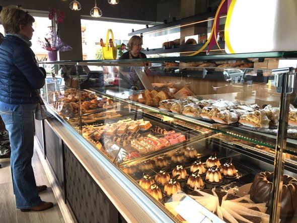 Pasteles Austriaco Cafe Wien