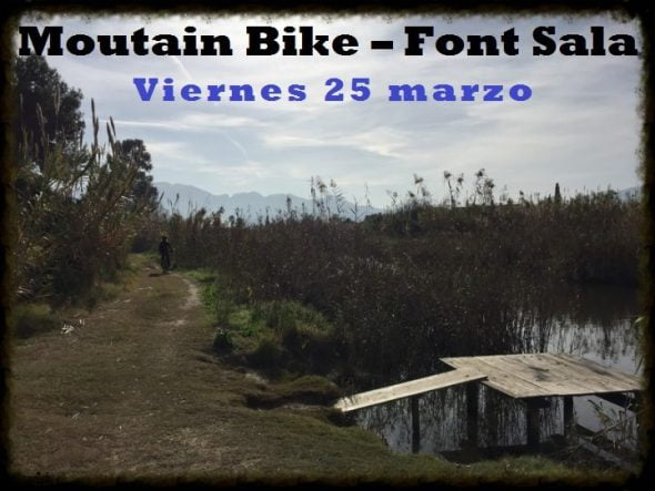 Ruta mountain bike
