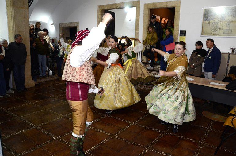 Bailes tradicionales del Grup de Danses Portixol