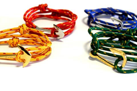 Colección de pulseras Carrick Infinity Jewellery & Gentelman