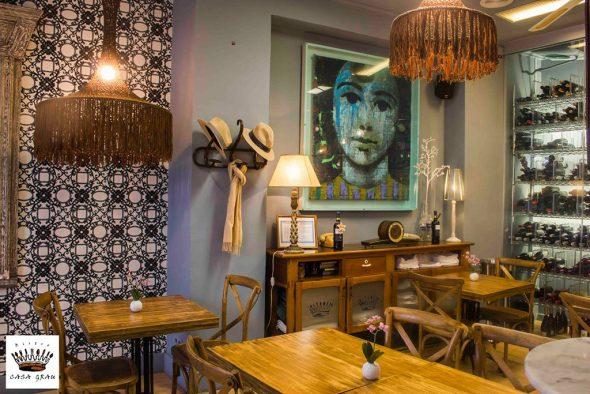 Comedor Restaurante Casa Grau