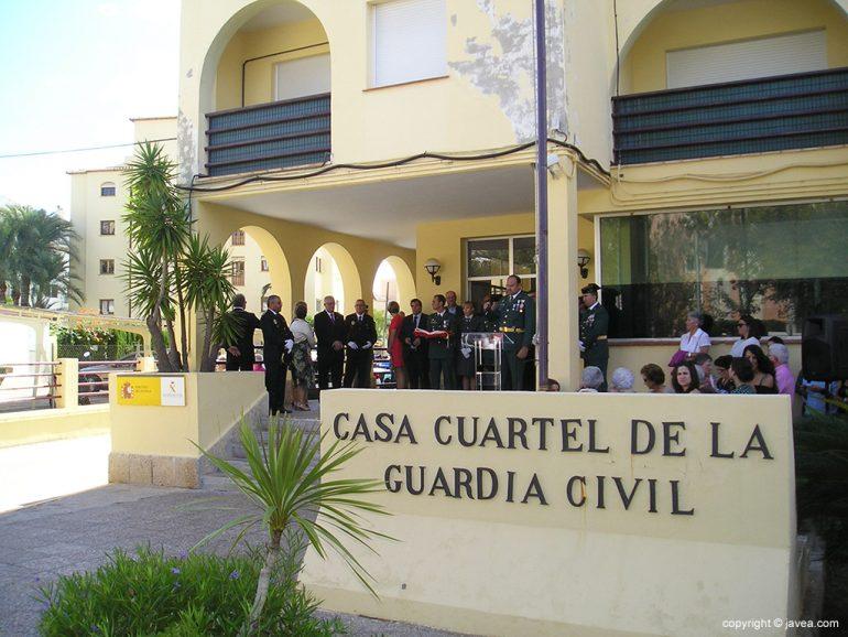 Cuartel Guardia Civil de Jávea