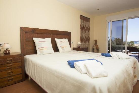 Dormitorio Casa Nalu - Aguila Rent a Villa