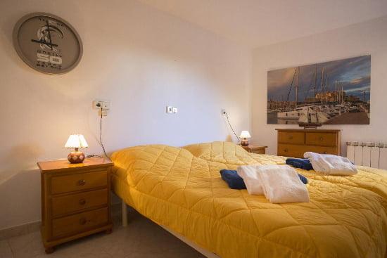 Dormitorio Nalu Aguila Rent a Villa