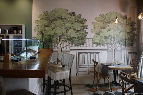 Espacio Restaurante Casa Grau