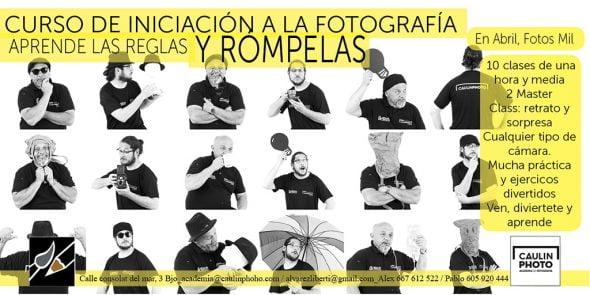 Flyer curso Caulinphoto