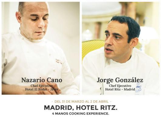 Grandes Chefs Hotel El Rodat