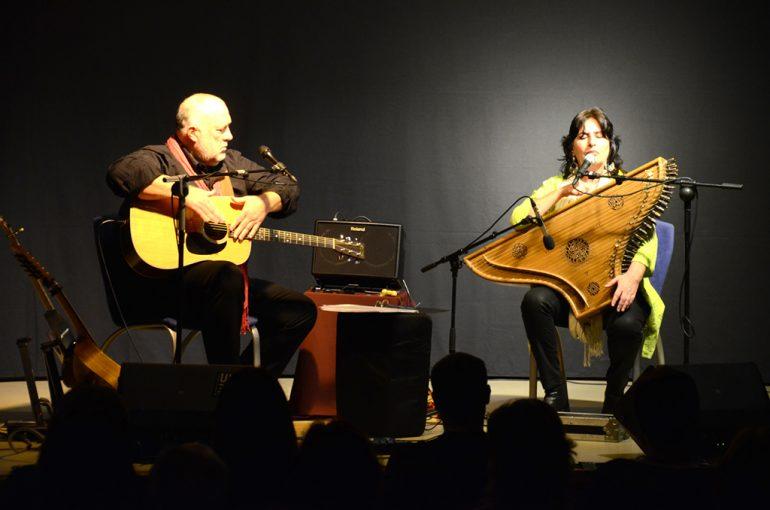 Javier Bergia y Begoña Olavide