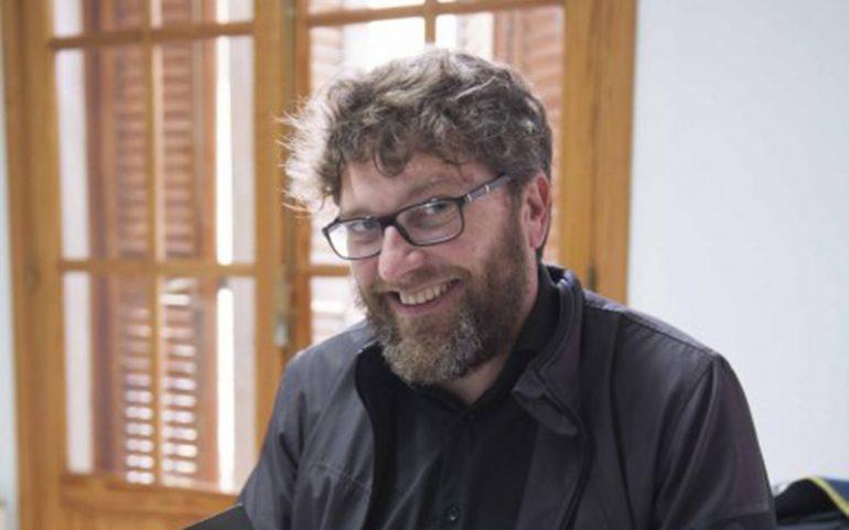 El escritor Joan Tur Estruch