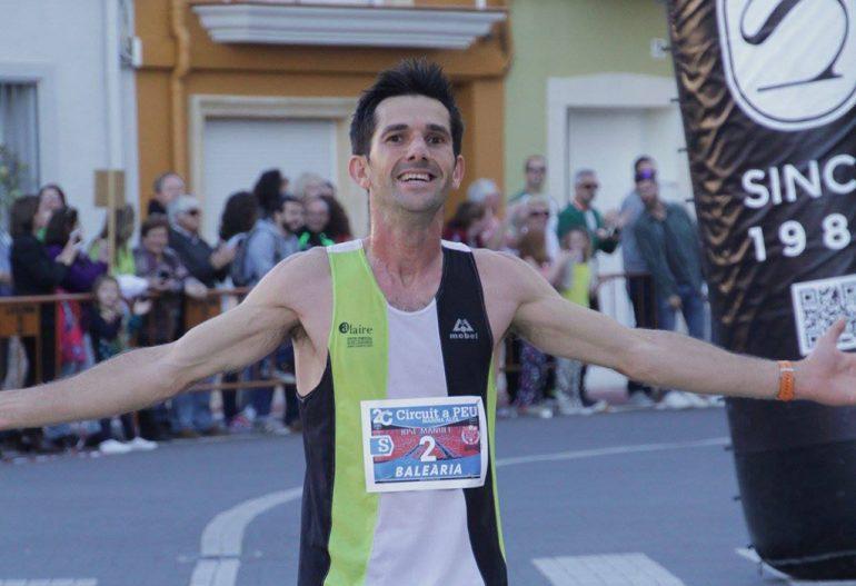 José Manuel García vencedor en la prueba de El Verger