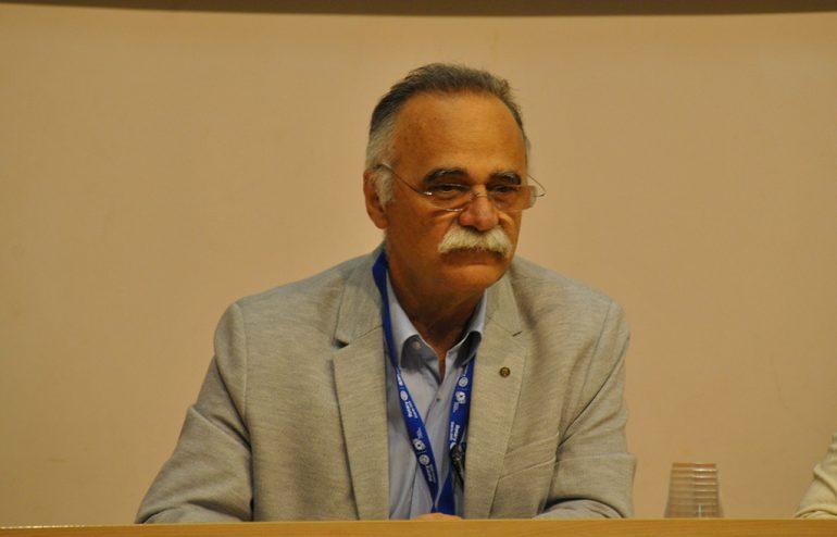 Luis Santos del Club Rotario Jávea