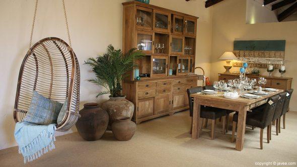 Muebles rústicos Bello Horizonte