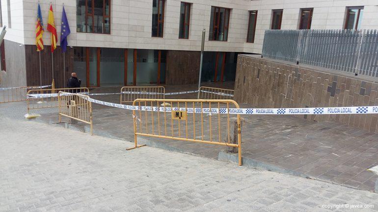 Obras Nuevo Ayuntamiento