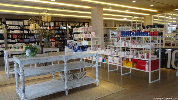 Perfumería Borja