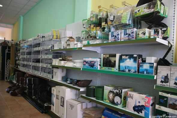 The Pool Shop productos