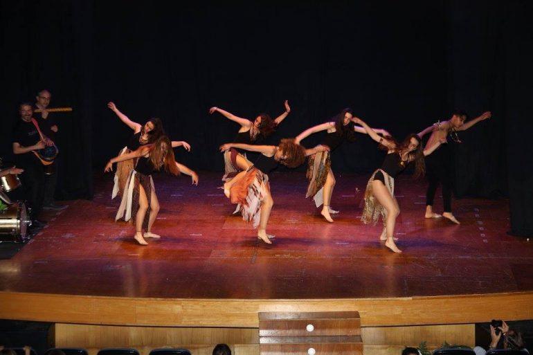 Bailando la Danza Africana
