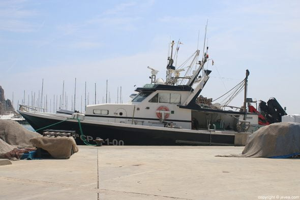 Barco La Cantina de Jávea