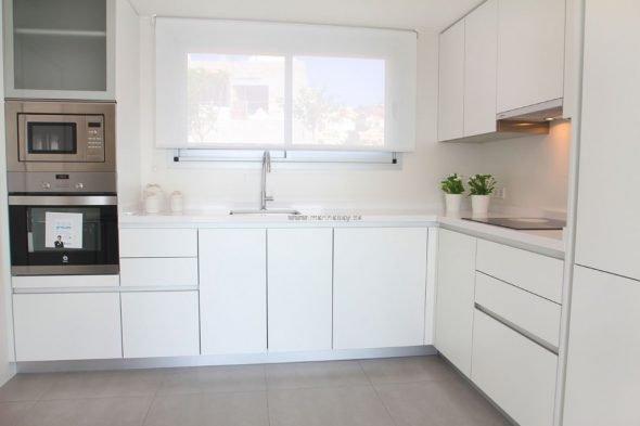 Cocina - CHA0667- MarinaBay Homes