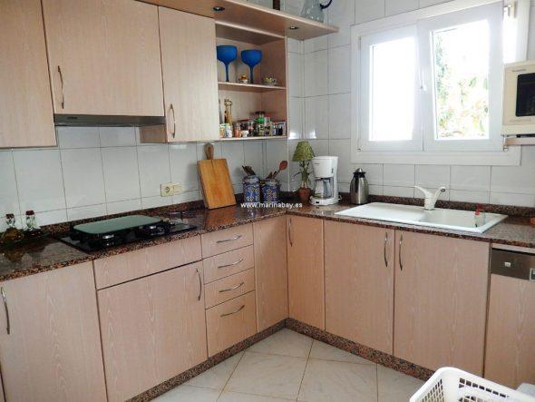 Cocina CHA0723 MarinaBay Homes