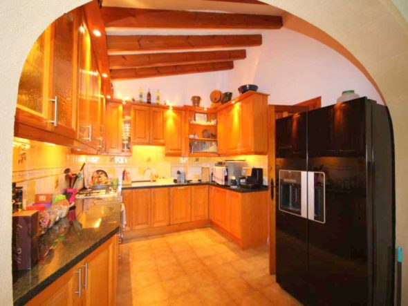 Cocina equipada Atina Inmobiliaria