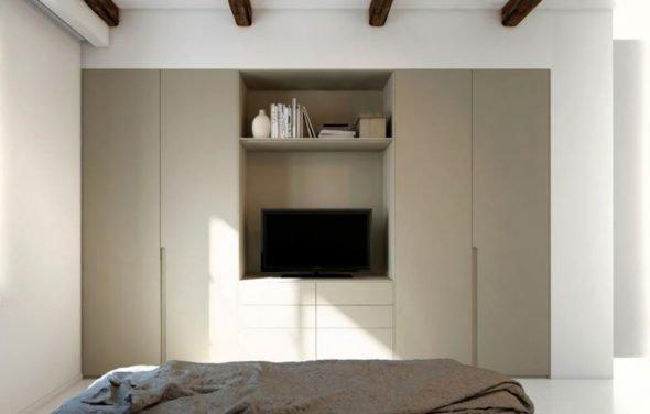 Dormitorio de Carpintería Fusta Benissa