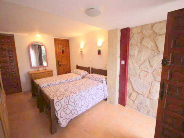 Dormitorio doble Atina Inmobilairia CH-452